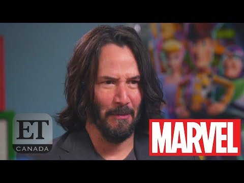 Jason Carr - Marvel Definitely Wants To Bring Keanu Reeves Into The Mix