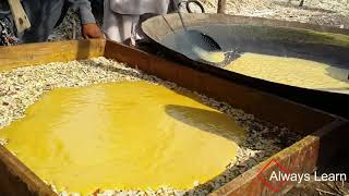 How to make Jaggery  Gurr