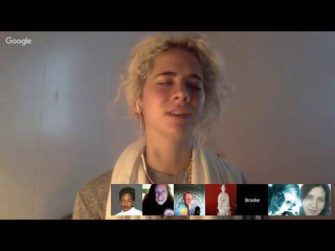 Brook Alyssum channeling Divine Mother  and Max channeling Makku Hucolo Nov 19, 2016 Sat webinar