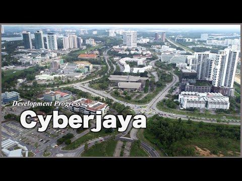 Cyberjaya Development - Smart City Malaysia
