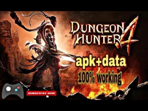 Dungeon Hunter 4 Game Apk+data Offline Download For Android In Hindi