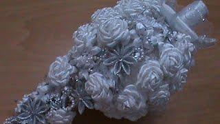 Сборка свадебного букета, выпуск 1