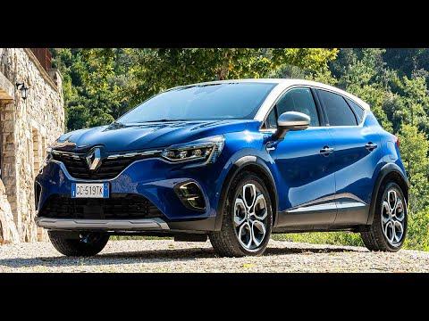 Renault Captur E Tech Plug In Hybrid