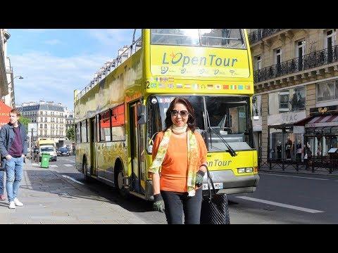 PARIS CITY TOUR By HOP ON HOP OFF