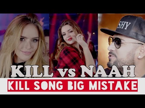 Kill Garry Sandhu vs Naah Harrdy Sandhu  ...
