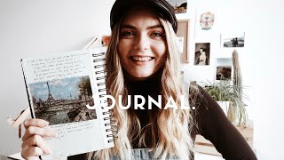 too many journal ideas for self-discovery / Nika thumbnail