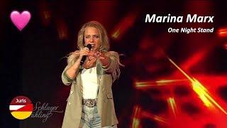 Marina Marx - One Night Stand (Fox Mix) Der große MDR Schlagerfrühling 16.05.2020