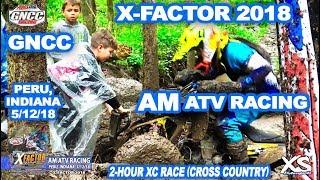 GNCC X-Factor 2018 AM ATV Racing Coverage