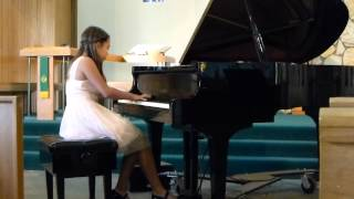 "Aya -  Beethoven - ""Sonata in c minor, Op. 10, No. 1, (III), Finale: Prestissimo - January 19, 2014"