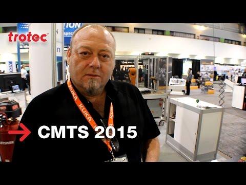 CMTS 2015 | Speedmarker 300 and Speedy 360