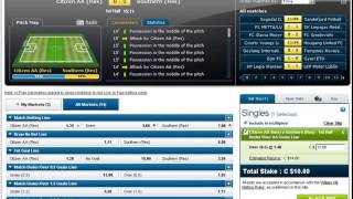 My Football Betting System - Over 0.5 Go...