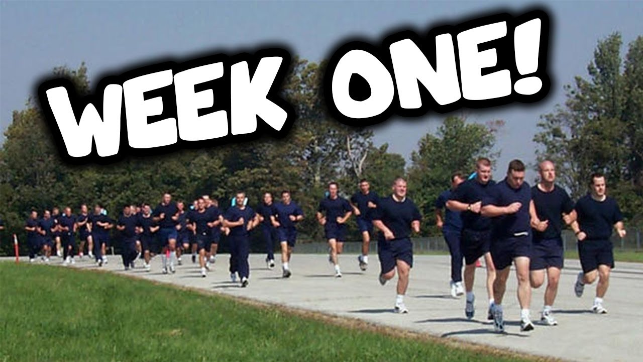 Download The Police Academy: Week 1