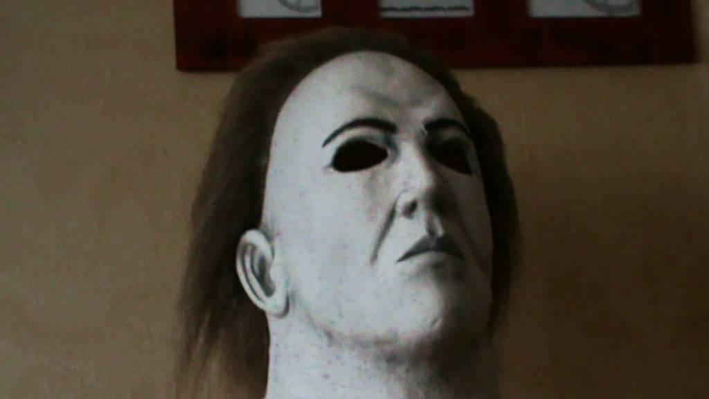 halloween 5 mask replica life size michael myers youtube - Rob Zombie Halloween Mask For Sale