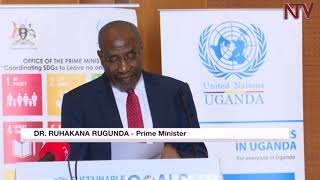 Uganda launches roadmap for implementing Sustainable Development Goals
