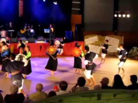 Equateur Danse El condor pasa.MOV