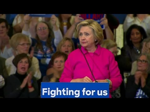 Hillary Clinton takes on Citizens United