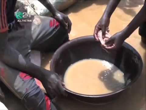 Sudan Gold Rush
