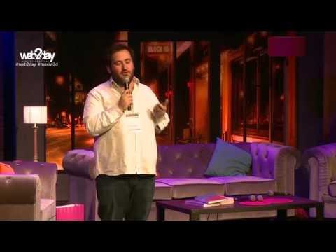 J'accélère ! - Oussama Ammar (The Family) - Web2day 2014
