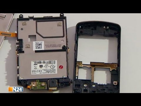 Pfand für Handys - Wertvolle Rohstoffe recyclen | 10.03.12