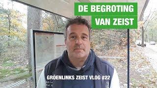 GroenLinks Zeist Vlog 22 over de begroting van Zeist