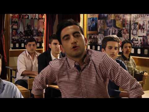 İstanbul Aydın Üniversitesi'nden Hababam Sınıfı Reprodüksiyonu (Atatürk'ün Gençliğe Hitabesi)