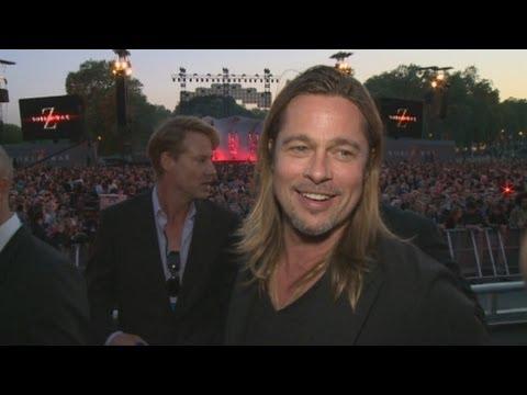 Brad Pitt reveals karaoke favourites