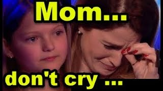 Mother With Heart Defect Makes Judges Cry :(