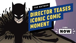 The Batman Set Photo Teases Classic Origin Scene - IGN Now