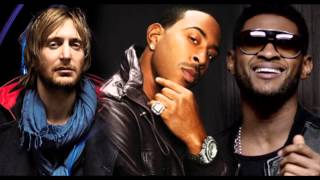Ludacris - Rest of my Life feat. Usher & David Guetta New Song HQ HD Official Video