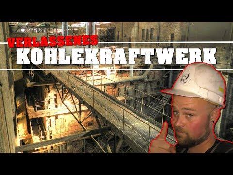 LOST PLACE: NS - KOHLEKRAFTWERK   Sicherheitsdienst im Blick!