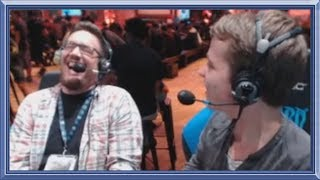 Thijs Gets Trolled By Ben Brode