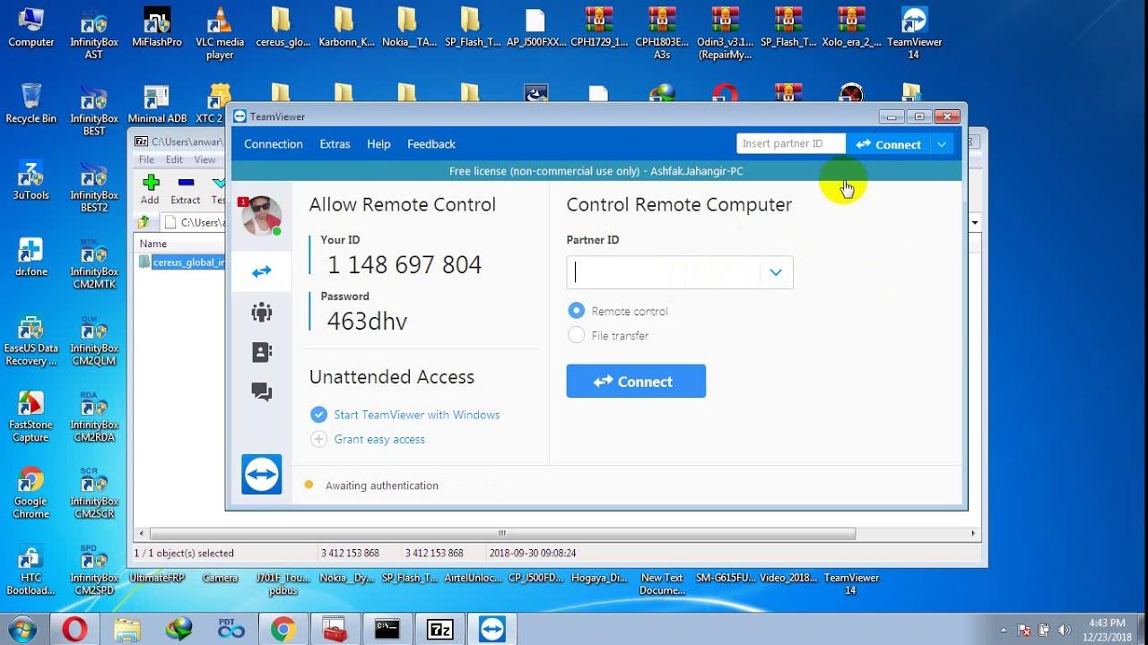 Redmi 6 MI account remove