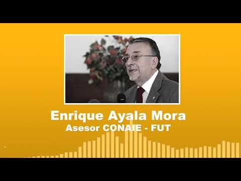 ULTIMA HORA | Se filtra audio del maquiavélico e inmoral trama para caotizar al país.