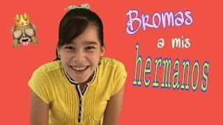 BROMAS ENTRE HERMANOS / NatalyPop thumbnail