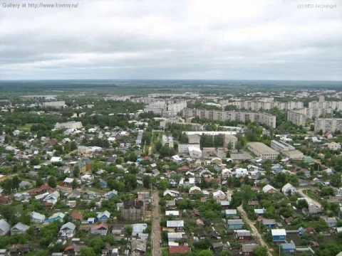 Фильм  Любимый город.Ковров