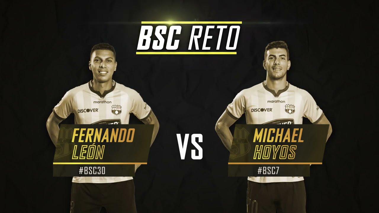 BSC Reto: ¡Michael Hoyos VS Fernando León! 🏀