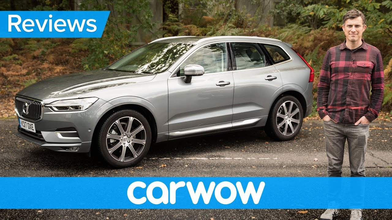 Volvo XC60 SUV 2018 in-depth review | Mat Watson Reviews - Dauer: 10 Minuten
