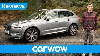 Volvo XC60 SUV 2018 in-depth review | carwow Reviews