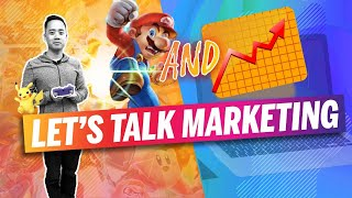 Let's Talk Marketing Strategy And Play Smash Bros Ultimate! thumbnail