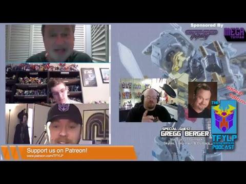 TFYLP-Episode 245-Special Guest Gregg Berger