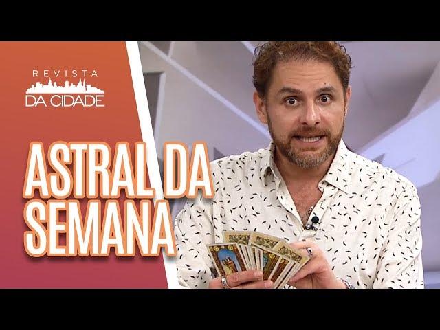 Previsão dos Signos, Tarot e Energia da Semana - Revista da Cidade (11/03/19)