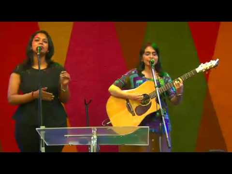 Sing unto the Lord / He put a New Song (English Live Praise & Worship)