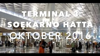 New Terminal 3 (Ultimate) Soekarno-Hatta