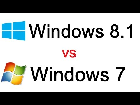 Windows 8.1: фишки, особенности, баги, сравнение с Windows 7