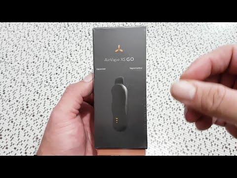 AirVape Xs GO Unboxing – Desempacando un Vaporizador Airvape