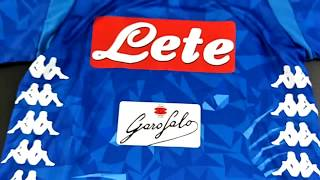 Cheap Napoli Soccer Jerseys Shirts