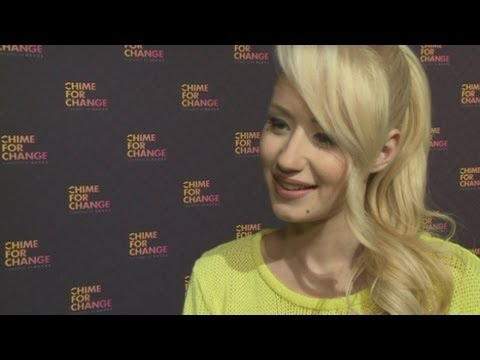 Iggy Azalea interview: Bounce singer on wardrobe malfunctions and touring with pal Rita Ora