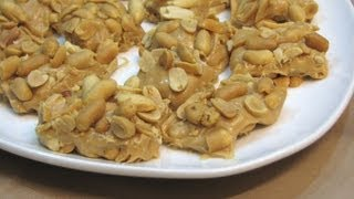 Salted Nut Squares -- Lynn's Recipes