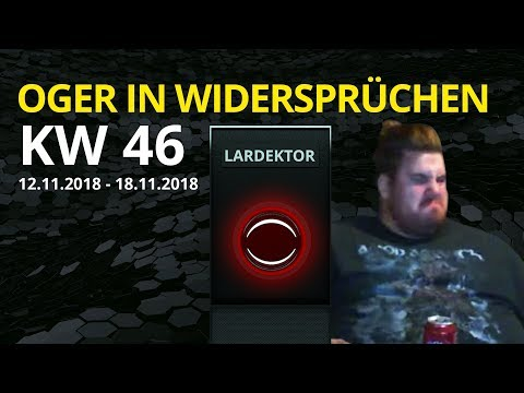 Drachenlord Stream - Widersprüche KW 46