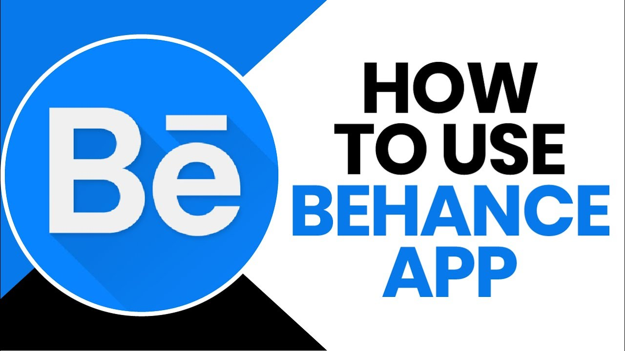 What is Behance | How to use Behance App in Hindi